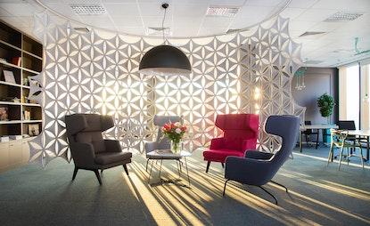 ROBYG Business Center, Rzeczypospolitej 1