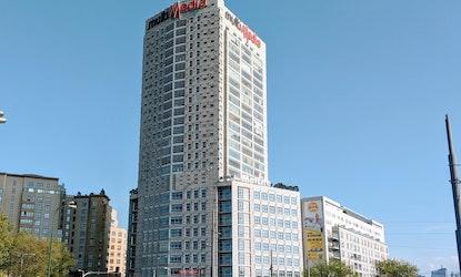 iDid Babka Tower Jana Pawła II, Jana Pawła II 80