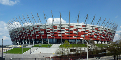 Business Link Stadion Narodowy / PGE Narodowy, Ks. J. Poniatowskiego 1