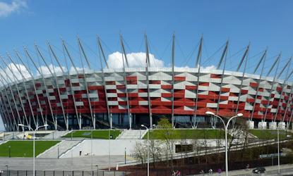 Stadion Narodowy / PGE Narodowy, Ks. J. Poniatowskiego 1