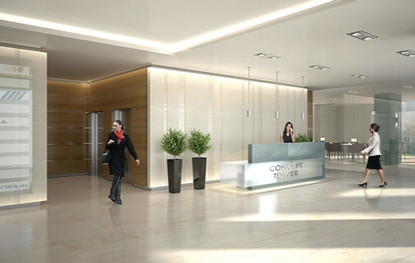 Vimar Office Concept Tower Grzybowska, Grzybowska 87