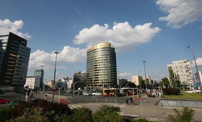Zebra Tower Mokotowska, Mokotowska 1