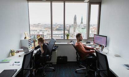 Business Link Zebra Tower Mokotowska, Mokotowska 1