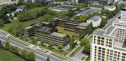 Neopark Business Center, Cybernetyki 10