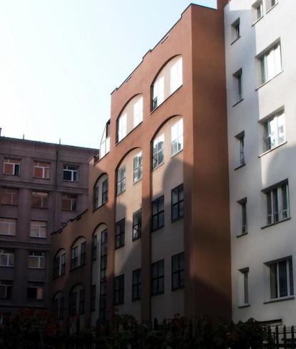 Nowogrodzka 62C, Nowogrodzka 62C