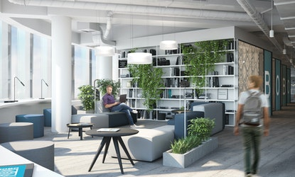 BOBO Coworking Crown Point Prosta, Prosta 70
