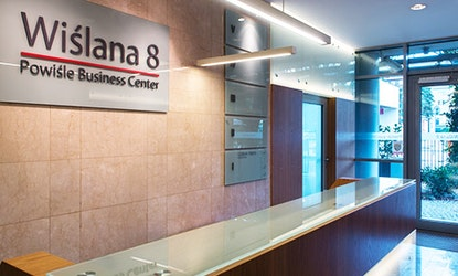 Powiśle Business Center, Wiślana 8